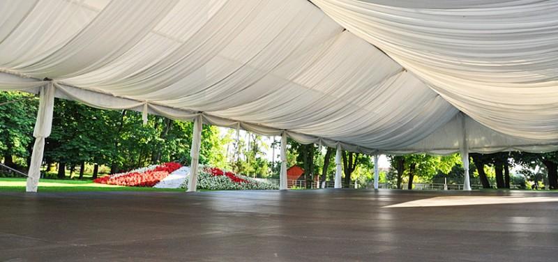 Podlahy A Dekorace Do Party Stanu Party Stan